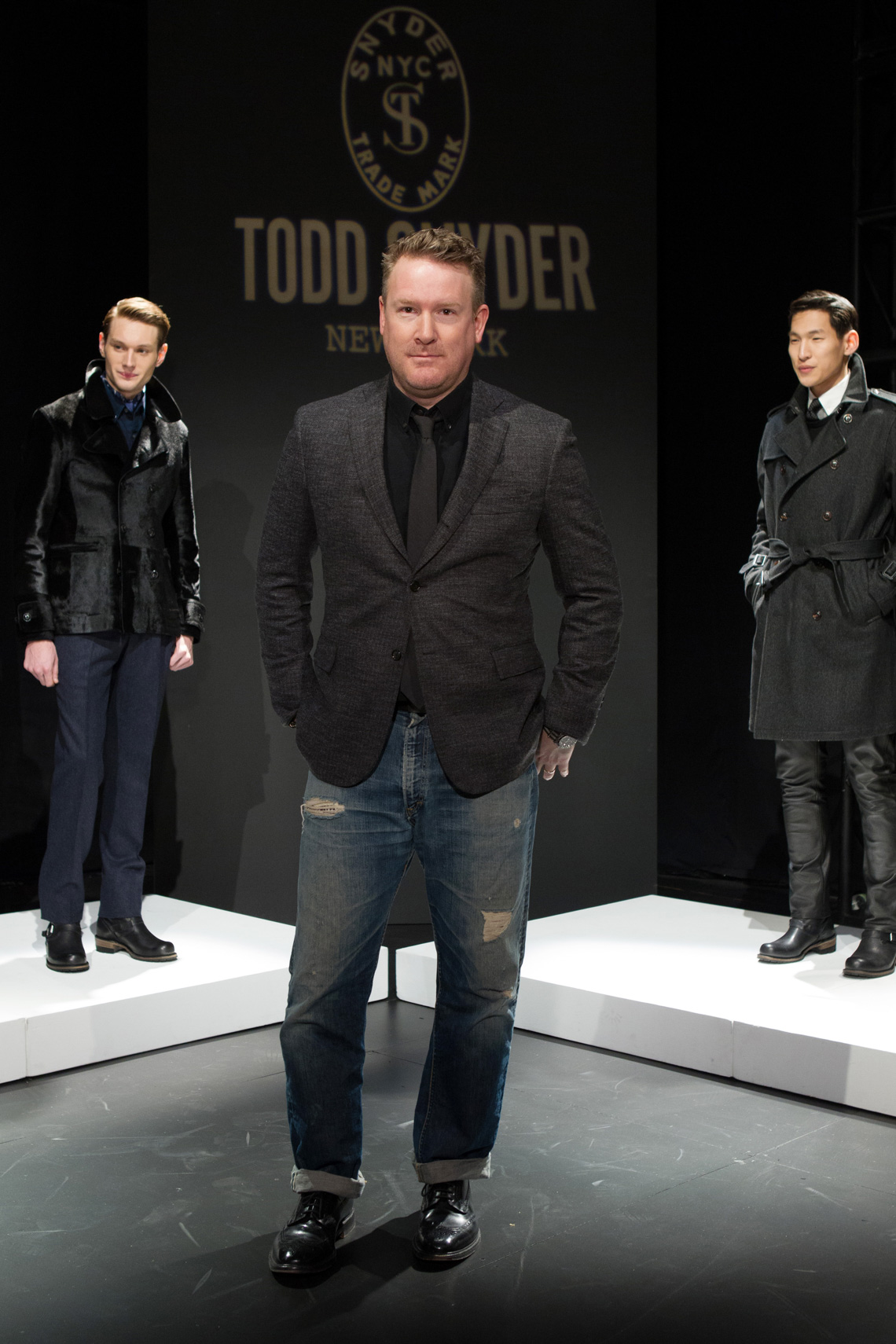 Todd Snyder FW2013 Collection