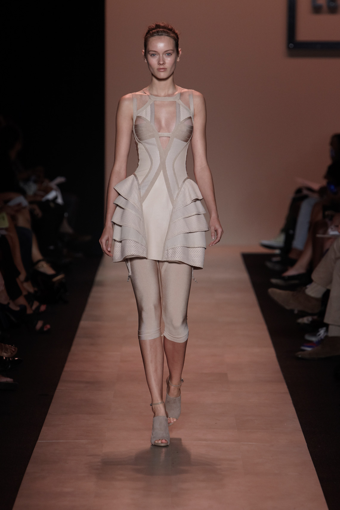 Herve Leger Spring 2011 Collection