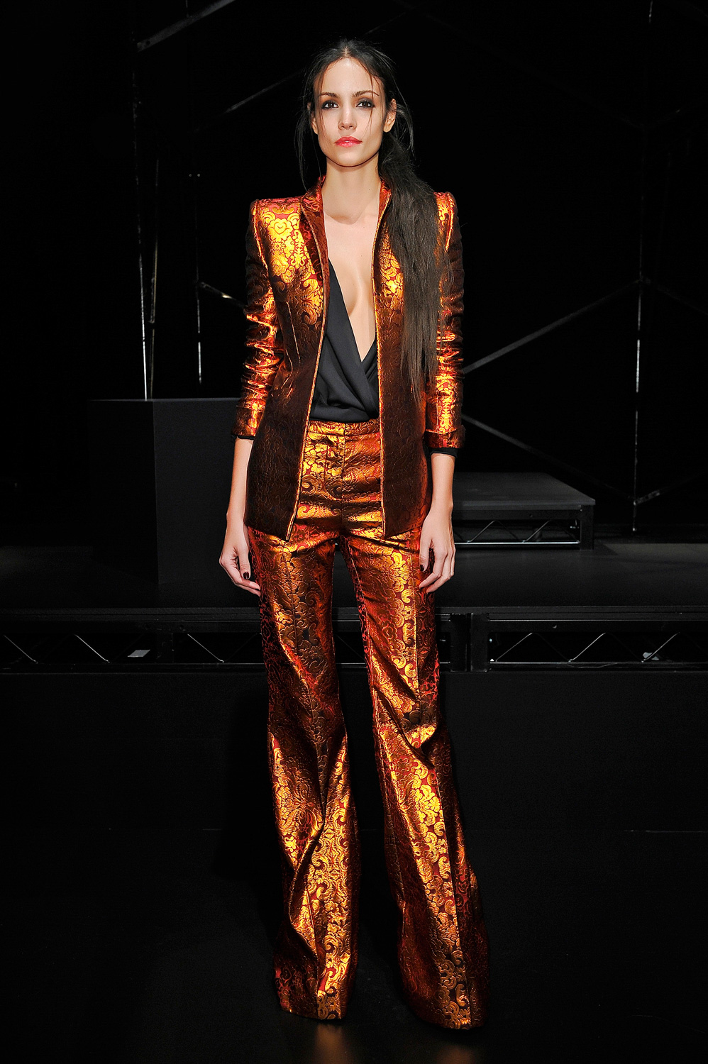 Wes Gordon Fall 2013 Collection