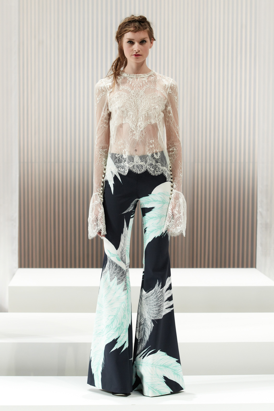Wes Gordon Spring 2013 Collection