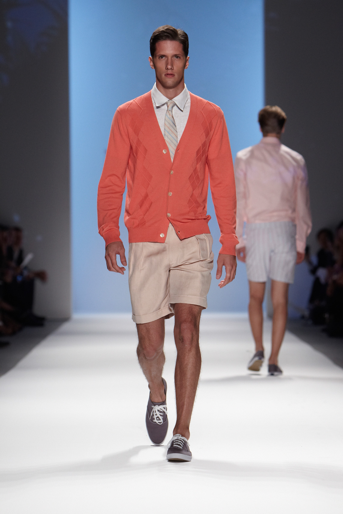 Perry Ellis Spring 2011 Collection